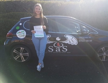 Passed  1st time 29/10/2018<br />