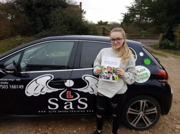 Passed 1st time 4/01/2019<br />